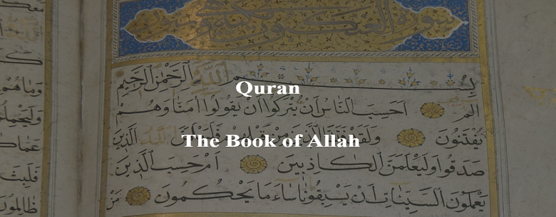 Quran - The book of Allah